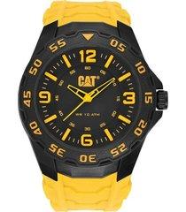 reloj cat/cab/correa:goma - lb 111 27 137