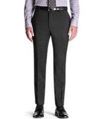 joseph abboud charcoal gray slim fit suit separates dress pants