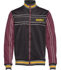 marcus 1999 track jacket bomberjacka jacka multi/mönstrad wesc