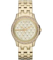 reloj armani exchange para mujer - lady hamilton  ax5216