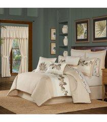 j queen new york palm beach king comforter set bedding