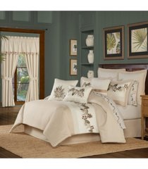 j queen new york palm beach king comforter set bedding
