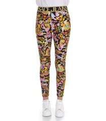 legging versace jeans couture d5 hwa101 s0096
