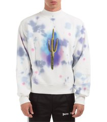 palm angels cactus sweatshirt