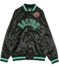 boscel nba lightweight satin jacket bomber jacket