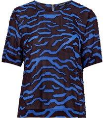 blus jordsta blouse