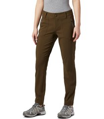 pantalon bryce canyon ii pant verde columbia