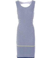 jurk geometric print