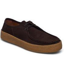 org.114 loafers låga skor brun the original playboy