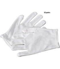 guantes de trabajo protectores de calor de absorción de humedad de algodón guantes de trabajo