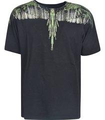 marcelo burlon wood wings t-shirt