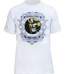 camiseta masculina warrior spartanus fightwear