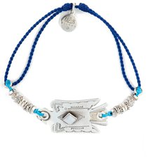 women's gas bijoux eagle line bracelet