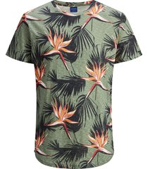 jack & jones t-shirt 12186324 jorflorall