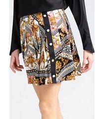 spódnica marciano z barkowym printem