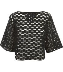 pierantoniogaspari short sweater 3/4s