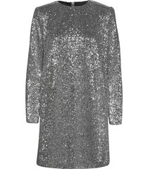 2nd edition agrona dresses sequin dresses silver 2ndday