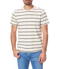 men's paige hoover stripe slim fit t-shirt