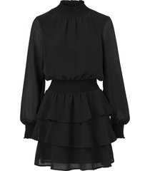 klänning alexa turtleneck dress