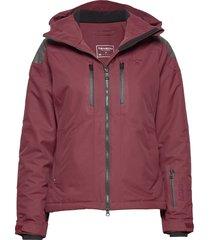 sabah outerwear sport jackets rood tenson