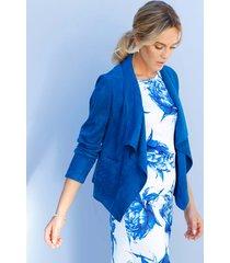 blazer amy vermont royal blue