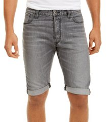 g-star raw men's arc 3d slim-fit shorts, created for macy's