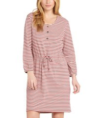 barbour mersey striped dress