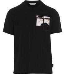 z zegna mercerized t-shirt