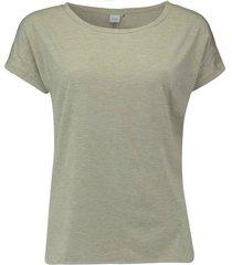 t-shirt rebel zand