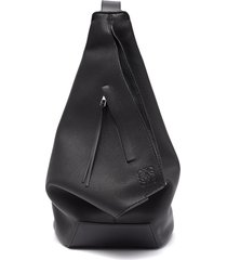 'anton' small calfskin leather backpack