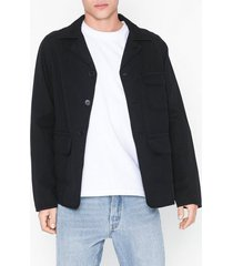 hope clash jacket jackor faded black