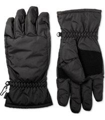 isotoner signature men's smartdri gloves