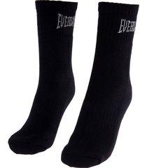 calcetines negros everlast