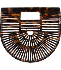 cult gaia acrylic ark handbag