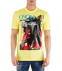 dsquared2 graffiti t-shirt