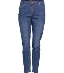 jrzeronova mb jeans - k noos raka jeans blå junarose