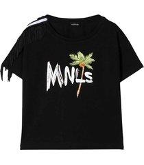 monnalisa black t-shirt