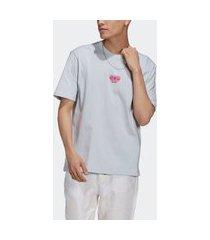 camiseta estampada adicolor 3d trefoil