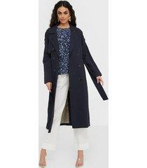 selected femme slfbren ls trench coat b trenchcoats