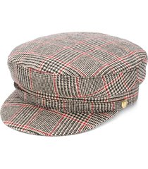 manokhi x toukitsou greek fisherman hat - brown