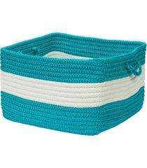 colonial mills rope walk braided storage basket