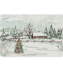 "anne tavoletti seasonal charm x canvas art - 37"" x 49"""