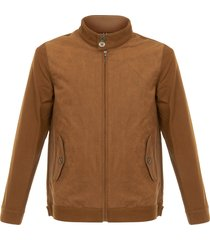 gabicci tan blake harrington jacket v39gj18