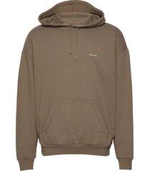 hzw hood hoodie trui crème holzweiler