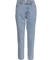 dagny mom jeans jeans mom jeans blå gina tricot