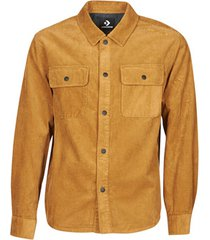 windjack converse button down shirt