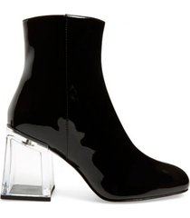botin appappy negro nine west