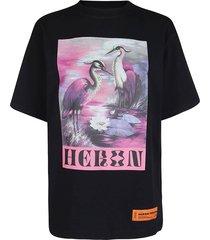 heron preston t-shirts and polos
