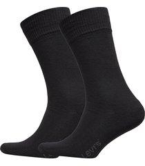 levis 168ls regular cut 2p underwear socks regular socks svart levi´s