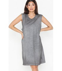cheap monday media dirt tank dress loose fit dresses